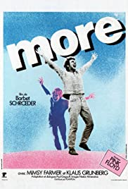 More (1969) Poster - Movie Forum, Cast, Reviews