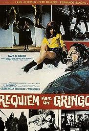 Requiem for a Gringo Poster