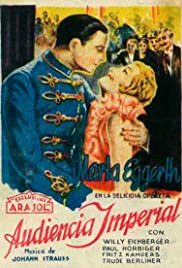 Kaiserwalzer Poster