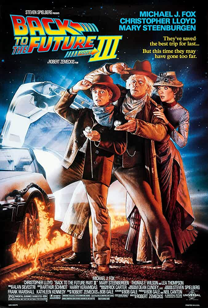 Back To The Future 3 (1990) 720p BRRip Dual Audio Watch Online Full Movie Free Download