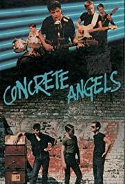 Concrete Angels Poster
