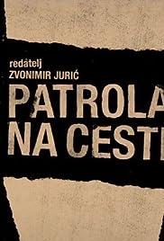 Patrola na cesti Poster