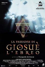 La passione di Giosué l'Ebreo Poster