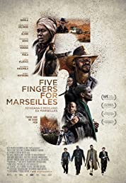 Five Fingers for Marseilles (2018) poster