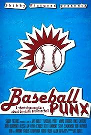 Baseball Punx Poster