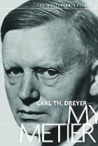 Image of Carl Th. Dreyer: My Métier