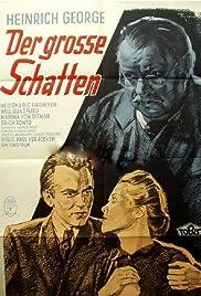 Der große Schatten Poster