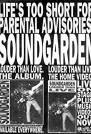 Soundgarden: Louder Than Live Poster