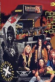 Revolution-X Poster