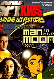 Spy Kids Learning Adventures: Mission - The Man in the Moon Poster