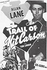 Trail of Kit Carson Poster
