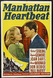 Manhattan Heartbeat Poster
