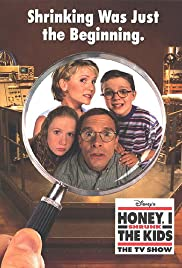 Honey, It's a Blunderful Life Poster