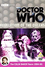 Revelation of the Daleks: Part One Poster