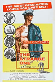 The Strange One(1957) Poster - Movie Forum, Cast, Reviews