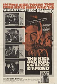 The Rise and Fall of Legs Diamond(1960) Poster - Movie Forum, Cast, Reviews