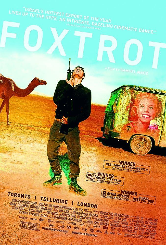 Foxtrot 2017, filme online subtitrate în Română