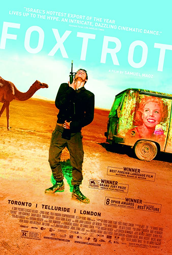 Foxtrot 2017, Online Subtitrat
