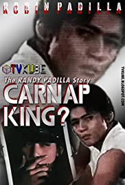 Carnap King: The Randy Padilla Story Poster