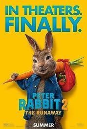 Peter Rabbit 2: The Runaway (2021) poster