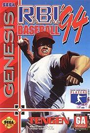 RBI Baseball '94 Poster