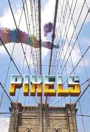 Pixels (2010) Poster - Movie Forum, Cast, Reviews