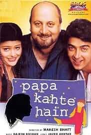 Papa Kahte Hain Poster