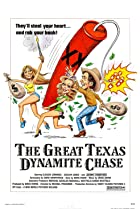 The Great Texas Dynamite Chase (1976) Poster