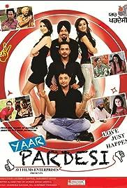 Yaar Pardesi Poster