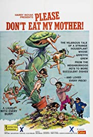 Please Don't Eat My Mother! Poster