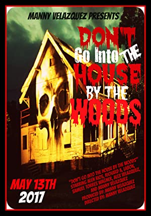 Don't Go Into the House by the Woods Poster