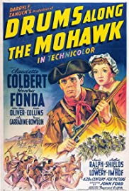 Drums Along the Mohawk (1939) Poster - Movie Forum, Cast, Reviews