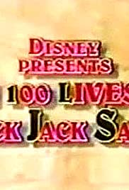 The 100 Lives of Black Jack Savage Poster