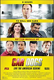 Car Dogs Poster