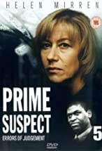 Primary image for Prime Suspect 5: Errors of Judgement