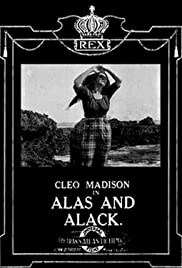 Alas and Alack Poster