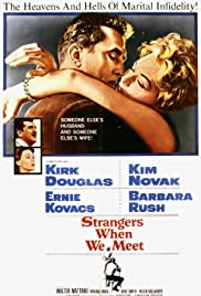 Strangers When We Meet (1960) Poster - Movie Forum, Cast, Reviews