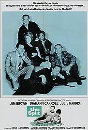 The Split(1968) Poster - Movie Forum, Cast, Reviews