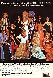 A Volta de Beto Rockfeller Poster