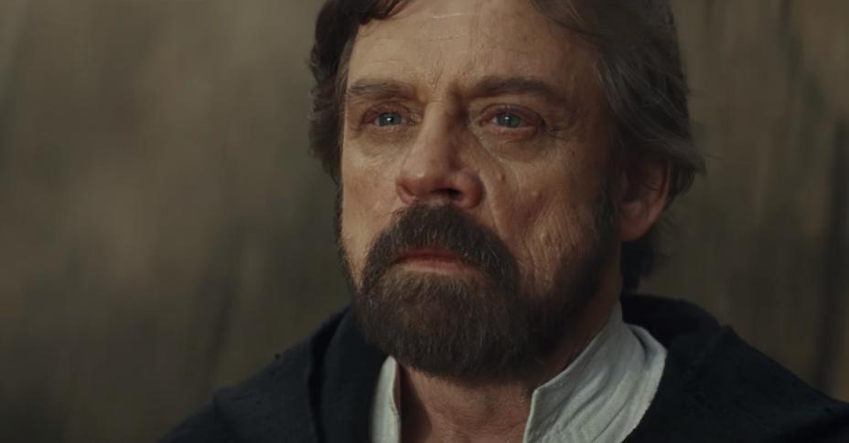 Mark Hamill in Star Wars: Episode VIII - The Last Jedi (2017)