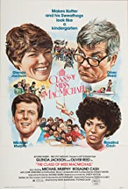 The Class of Miss MacMichael (1978) Poster - Movie Forum, Cast, Reviews