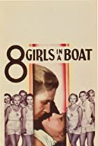 Image of Eight Girls in a Boat
