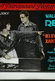 Believe Me, Xantippe Poster