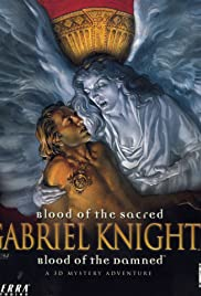 Gabriel Knight 3: Blood of the Sacred, Blood of the Damned (1999) Poster - Movie Forum, Cast, Reviews