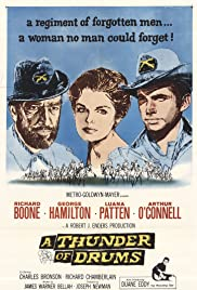 A Thunder of Drums(1961) Poster - Movie Forum, Cast, Reviews
