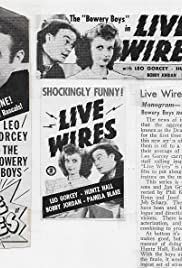 Live Wires (1946) Poster - Movie Forum, Cast, Reviews