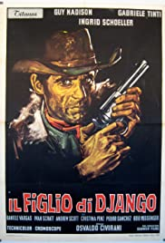 Return of Django Poster