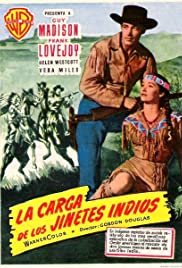The Charge at Feather River (1953) Poster - Movie Forum, Cast, Reviews