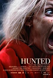 Hunted (2021) poster