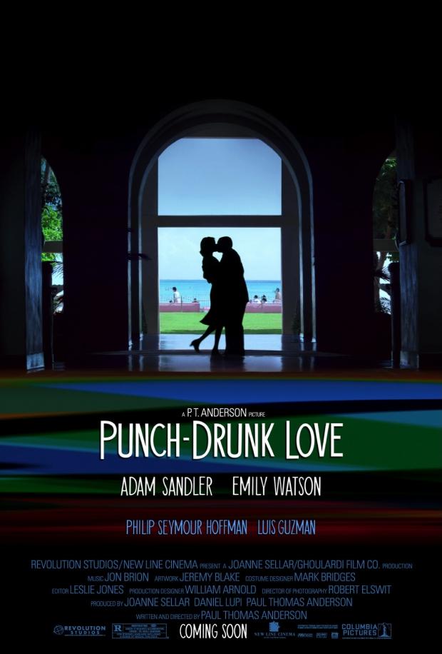 Punch-Drunk Love BluRay